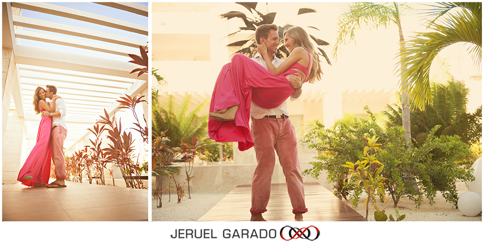 The Beloved Hotel Cancun Mexico Wedding